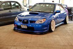 Stanced Subaru!