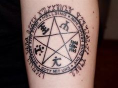 This but in red ink. And on my left shoulder. -E.G.