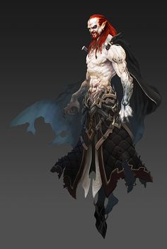 monster concept - Game: Aion
