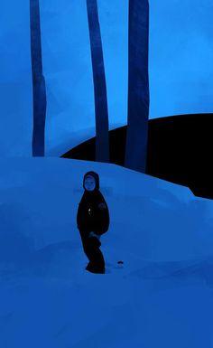 http://designyoutrust.com/2016/03/to-the-vanishing-point-the-obscure-broken-worlds-of-artist-sergey-kolesov/  Sergey Kolesov