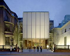 Morgan Library by  Renzo Piano (New York City)