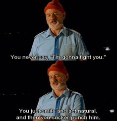 The Life Aquatic with Steve Zissou - Wes Anderson (2004)