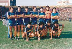 CLUB ATLÉTICO BOCA JUNIORS.  Los campeones del Metro '81.