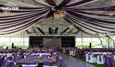 SHELTER Wedding Tent for Sale - Wedding Hall - Party Marquee - Luxury Reception Tent - Outdoor Catering Venue -130