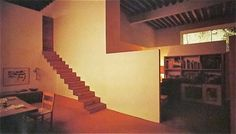 MONDOBLOGO: houses that 70s architects lived in: Louis Barragan Mexico City, Mexico