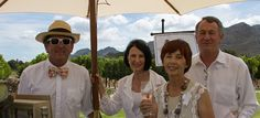 Franschhoek Summer Wines – A Garden Party with a Twist
