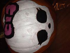 Monster High Pumpkin