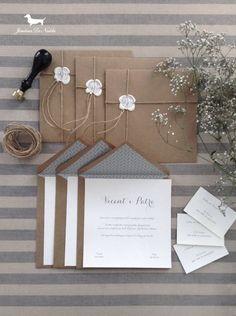 Románticas y elegantes como el otoño: así pueden ser tus invitaciones de boda Image: 24