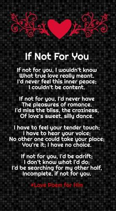 Cute Love Poems, Love You Poems, Romantic Love Poems, Love Mom Quotes, Niece Quotes, Love Poem For Her, Daughter Love Quotes, Soulmate Love Quotes, Dad Quotes
