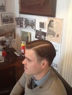 Mens 1940s Hair Texas