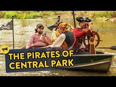 The Pirates of Central Park | Improv Everywhere