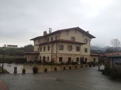 Hotel Olatzea en Arbizu, Navarra