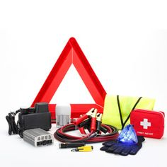 How to build your own emergency car kit #roadsafety #winterdriving #svconnected