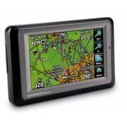 The aera 500 GPS from Garmin features a crisp 4.3-inch QVGA wide-format touch screen and pre-loaded graphical mapping, this versatile, feature-rich unit comes ready for takeoff, right out of the box.