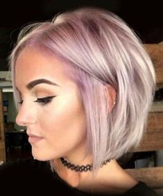 Cute Short Hairstyles Ideas For Women 22