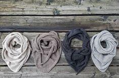 Saltum tørklæde - Tilbehør - Charlotte Tøndering - Designere