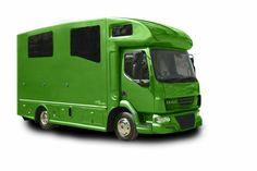 Video of a pearl green Helios with picture window - https://m.youtube.com/watch?v=1FHqhZ7PU7M #KPHLTD #HorseHour #Equihour #EquineHour #horseboxes #horse