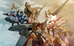 5 лучших выпусков Final Fantasy | Канобу