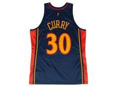 Golden State Warriors Stephen Curry adidas NBA Jersey