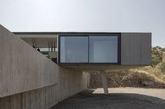 SCL architecture caza GZ santiago chile designboom