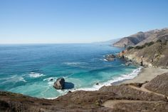 Big Sur California, Best USA Drives