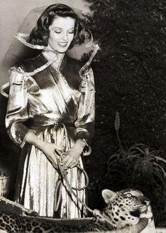 Katharine Hepburn, Bringing Up Baby (1938)