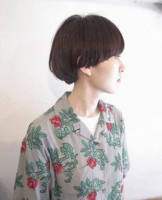 マッシュショートヘアカタログ Short Wedge Hairstyles, Short Hairstyles For Women, Short Hair Styles, Bowl Cut, Hair Strand, Hair Designs, Hair Inspiration, My Hair, Hair Cuts