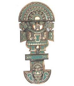 Tattoo inspiration - Incan Tumi