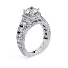 18KTW ENGAGEMENT RING, DIAMOND 1.77CT ROYAL COLLECTION