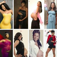 Which Celebrity Rocks Her Baby Bump The Best? (photo)