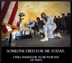 Never Take Your Freedom For Granted ...