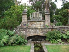 Strangford Lough, N. Ireland- Mount Stewart House and Gardens, Dodo Garden