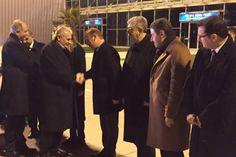 Bakanlar Mardin'e Gelmeye Başladı 'Gündem Haberleri'