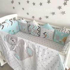 бортики-домики в кроватку для новорожденных своими руками выкройки: 19 тыс изображений найдено в Яндекс.Картинках