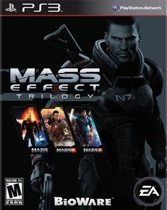 Mass Effect Trilogy - Experience all three award winning Mass Effect titles at an amazing value with the Mass Effect Trilogy coming November 6th. As Commander Shepard rise to become the galaxys most elite soldier and lead ... - Action - PC & Video Games class=