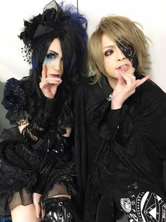 Hisame - Grieva & Tatsuya - Diaura