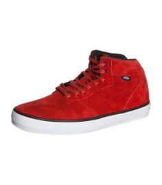 Vans - Sneaker high - rot SO BEAUTIFUL BUT SOLD OUT *cries*