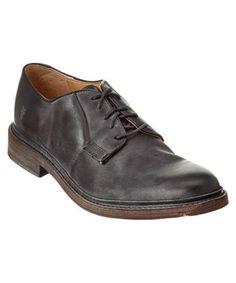 FRYE FRYE MEN'S JAMES LEATHER OXFORD. #frye #shoes #