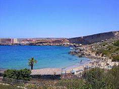 Paradise Bay, Malta.