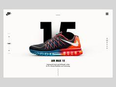Dribbble - Nike Air Max Case Study by Shaun Gardner