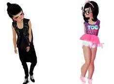 On IMVU you can customize 3D avatars and chat rooms using millions of products available in the virtual shop and meet people from…