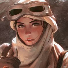 Rey by GUWEIZ.deviantart.com on @DeviantArt