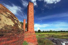 Brick Kiln At the End of the Bamboo Train Line, near Battambang, Cambodia
