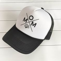 a8f3c69ee88 MomLife™ Trucker Cap Trucker Hat for Moms by MomLifeMustHaves Mom Hats