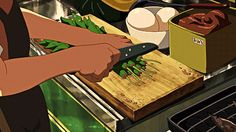 Animated gif uploaded by アニザ. Find images and videos about gif, food and anime on We Heart It - the app to get lost in what you love. Aesthetic Gif, Aesthetic Food, Aesthetic Japan, Anime Gifs, Anime Art, Imagenes Gift, She And Her Cat, Anime Bento, Casa Anime