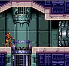 Metroid Fusion, Game Boy Advance.