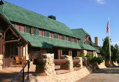 Bryce Canyon Lodge, Bryce Canyon National Park, Utah