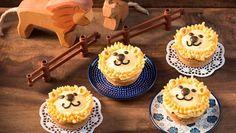 Backrezept für Löwenmuffins - die sorgen zwar nicht für tierisches Gebrüll, aber dafür für viel Spaß auf dem Kuchenteller.