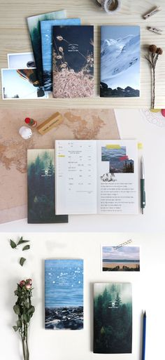 Plan, journal, and record all of your trips, vacations, and adventures with the beautiful Ready to Trip Planner.