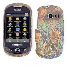 Buy ACCESSORY HARD COVER FOR SAMSUNG FLIGHT II A927 CAMO HUNTER MOSSY OAK NEW for 7.51 USD | Reusell